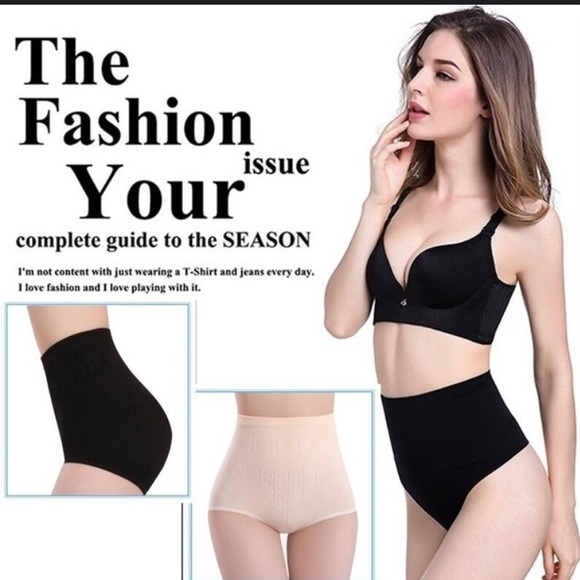 Other - 2 NEW tummy control butt lift body shaper panties.
